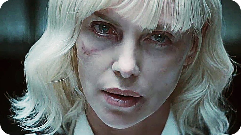 ATOMIC BLONDE - Red Band Trailer