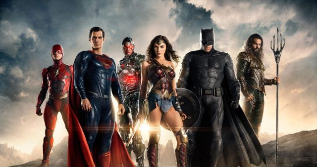 Justice League Official Trailer