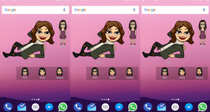 New Snapchat Bitmoji Feature Android Only (Sorry, iPhone Fans)