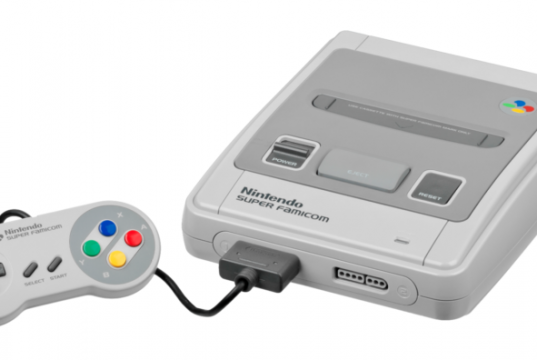 Nintendo Could Follow Up Mini NES With Mini SNES