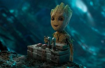 New Guardians Of The Galaxy Vol.2 Trailer Starring Baby Groot