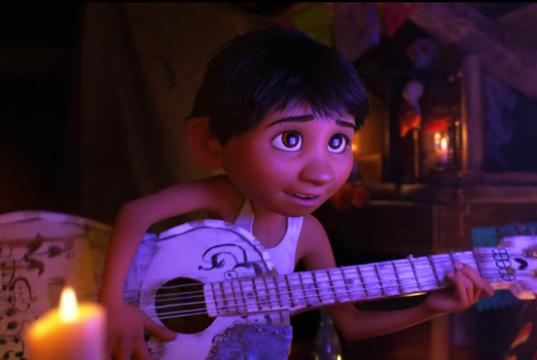 Coco Official Trailer - Disney-Pixar Animated Film