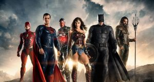 Justice League Official Trailer