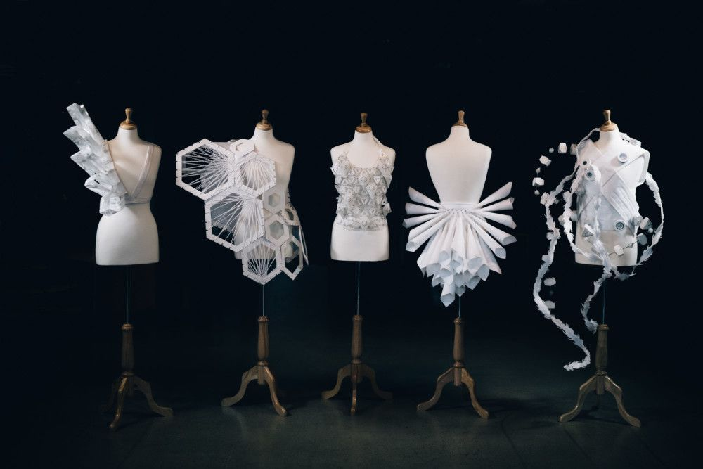 Student Artists Create Wearable Sculptures For Disabled Dancers